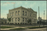 Carnegie Library Winnipeg