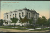 Carnegie Library, Winnipeg, Man.