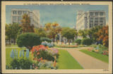 27:-The General Hospital from Alexandra Park, Winnipeg, Manitoba.