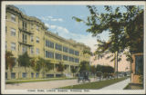Nurses Home, General Hospital, Winnipeg, Man.