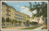 Nurses' Home, General Hospital, Winnipeg, Man.