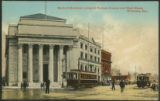 Bank of Montreal, corner of Portage Avenue and Main Street, Winnipeg, Man.