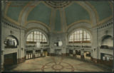 Rotunda, Union Station, Winnipeg, Man., Canada