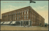 Hudson's Bay Co.'s Stores, Winnipeg, Man., Canada
