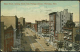 Main Street, Looking North from Portage Avenue, Winnipeg, Man.