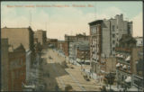 Main Street, Looking North from Portage Ave., Winnipeg, Man.