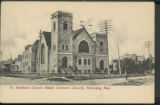 St. Stephens Church (Ralph Connor's Church), Winnipeg, Man.