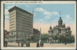 City Hall and Union Bank, Winnipeg, Man.