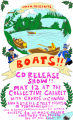 Boats! CD Release Show