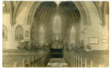 All Saints Church Easter 1908