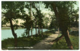Assiniboine Park and River, Winnipeg, Man