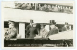 H.R.H. The Prince of Wales at City Park Winnipeg Sep, 9, 1919