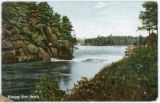 Winnipeg River, Kenora