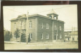 Town Hall. Birtle, Man. L-M.