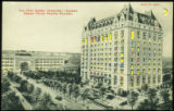 The Fort Garry, Winnipeg. - Canada Grand Trunk Pacific Railway. Hold to Light.
