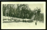 Toboggan Slide, River Park, Winnipeg