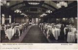 Grill Room, Royal Alexandra Hotel, Winnipeg, Man.