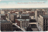 General View (Showing Wholesale Section), Winnipeg, Man.