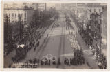 Odd Fellows Parade, Winnipeg 1912