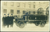 [Hose Wagon - City of Winnipeg Fire Department]