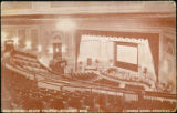 Auditorium, Allen Theatre, Winnipeg, Man. C. Howard Crane, Architect