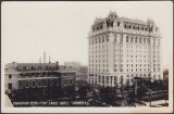 Manitoba Club & Fort Garry Hotel, Winnipeg.