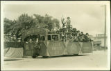 [Girl Guide Parade Float 1927]