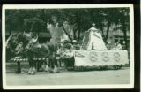 [J. Murray & Co. Parade Float 1927]