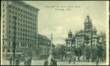 City Hall and Union Bank Bldg. Winnipeg, Man.