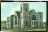 116 - Ralph Connor's Church, Winnipeg.