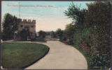 Fort Garry Gate and Park, Winnipeg, Man.