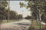 Winnipeg, Man., Roslyn Road, Fort Rouge.