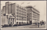 Portage Avenue West, Showing the Power Building and the Hudson's Bay Company Store, Winnipeg,...