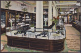Henry Birks & Sons, Limited, Canada's Greatest Jewelers and Silversmiths, Interior View,...