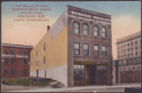 Head Office and Warehouse, Murdoch Bros. Limited, Wholesale Crockery, Brandon, Man., Branches:...