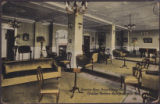 Drawing Room, Prince Edward Hotel, Canadian Northern Railway, Brandon, Man.